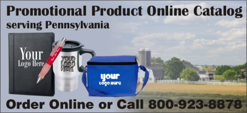 Promotional Products Pennsylvania